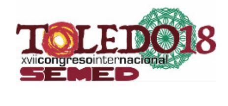 Congreso TOLEDO logotipo