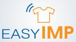 EASY IMP logotipo