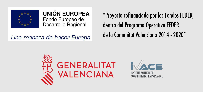 FEDER2 declaracion IVACE proyectos 2