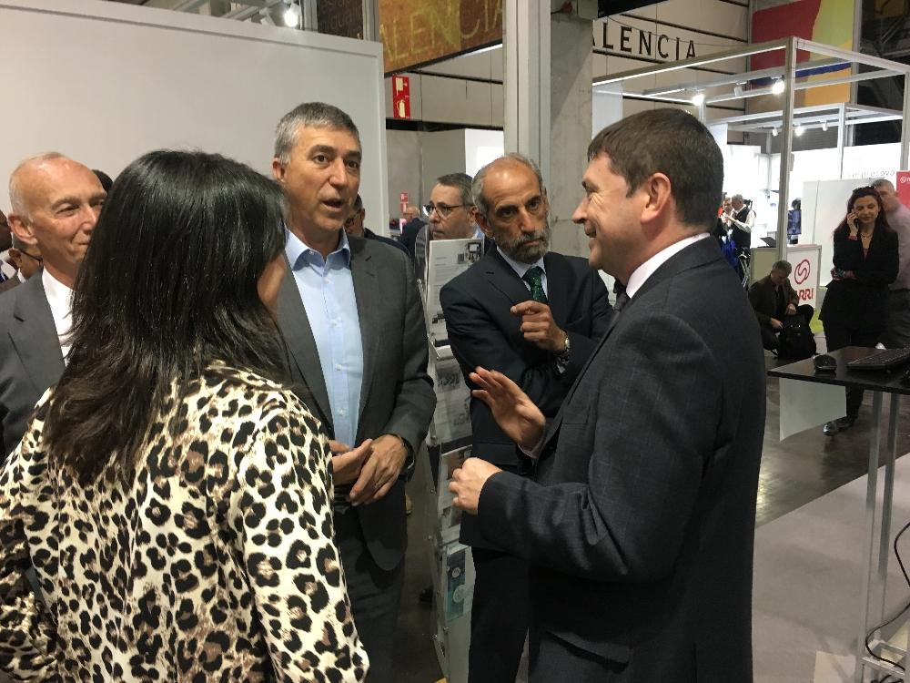 LABORALIA inauguracion conseller directorIBV