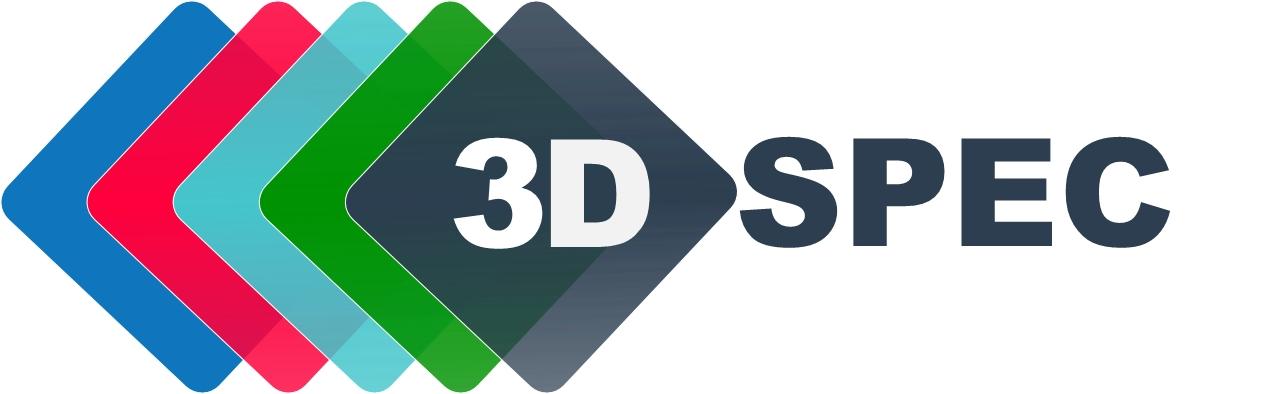 3D SPEC logo