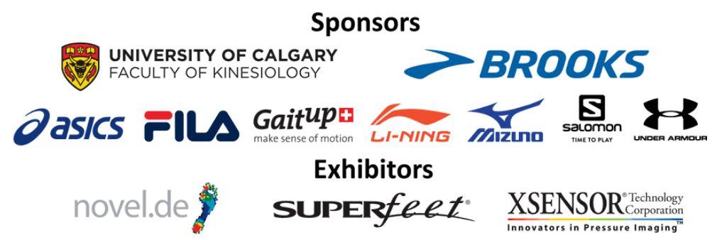FOOTWEAR SYMPOSIUM sponsors
