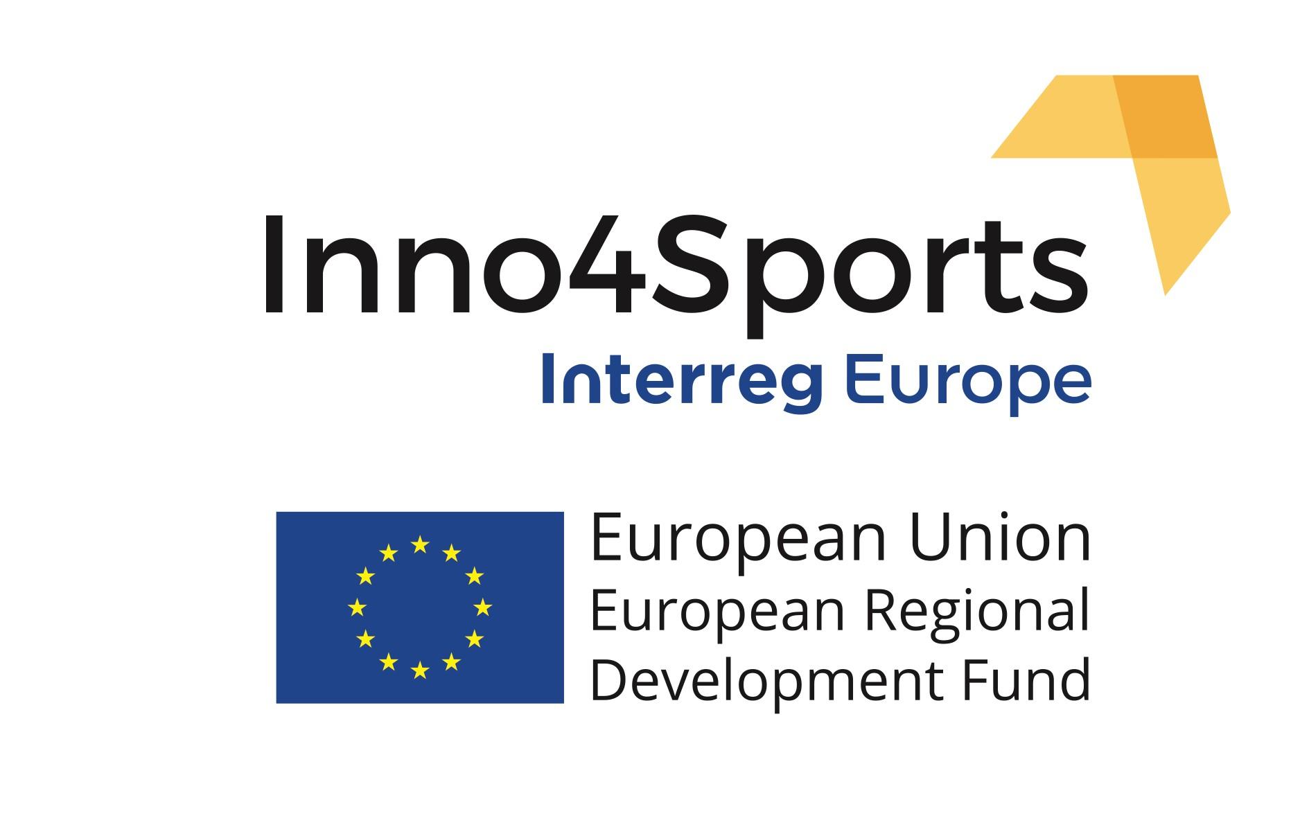 INNO4SPORTS logotipo
