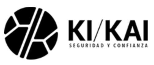 KI KAI logotipo