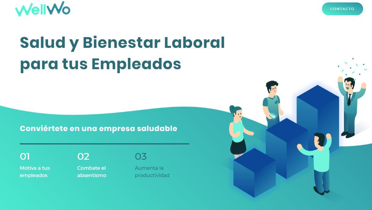 WELWO cabecera web