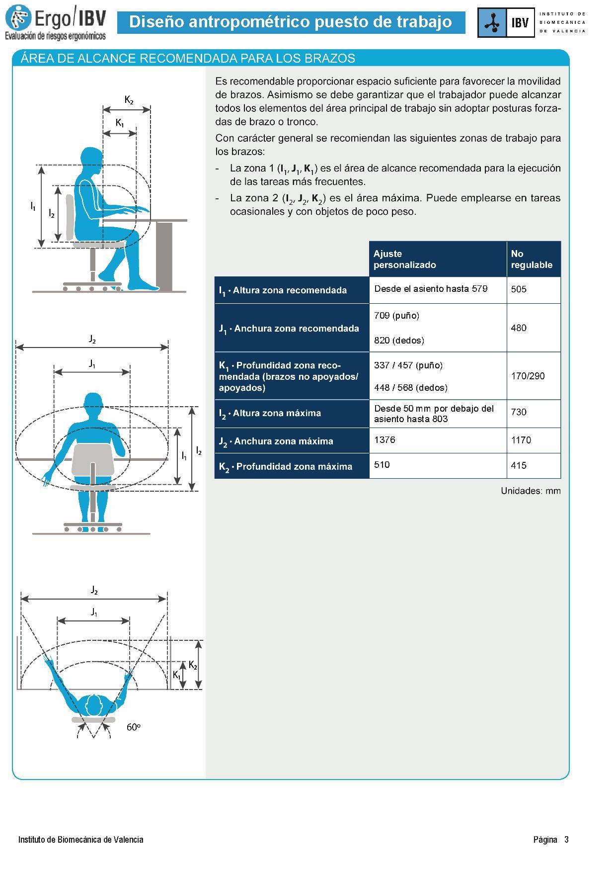 Instituto de Biomecánica - Ergo/IBV - Software Evaluación de Riesgos ...