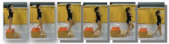Valoración del gesto de subir/bajar escaleras con el sistema NedRodilla/IBV