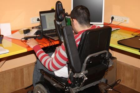 Sala de informática (IBV. Proyecto AVANZA2 EMPLEO)